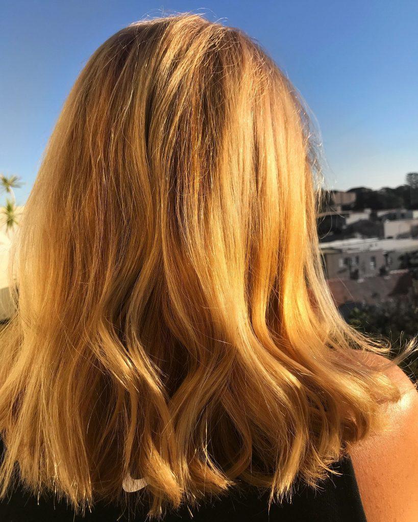 HAIR Golden