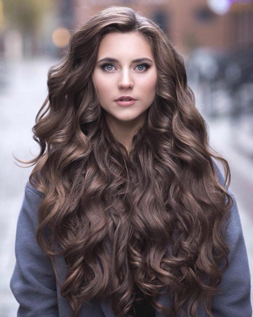 HAIR MID LONG HAIR