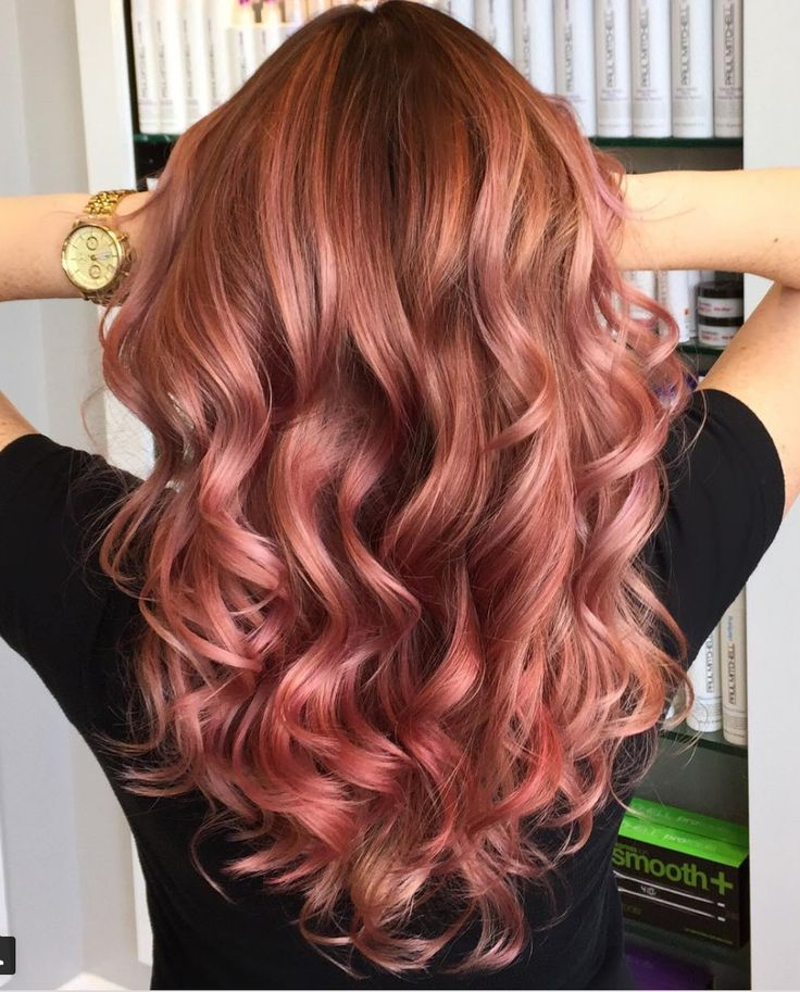 HAIR ROSE