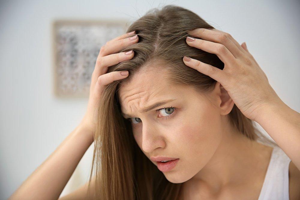 Hair sensitivity