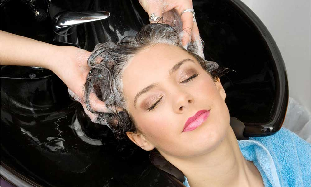 Opt for salon treatment
