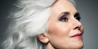 White hair: 5 mistakes not to make
